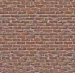 Brown brick wall - 01