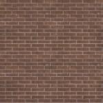 Brown brick wall - 02