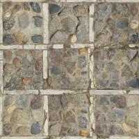 Cobblestone pavement - 01