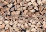 Firewood woodpile - 01