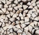 Firewood woodpile - 02