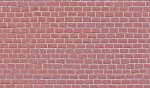 Painted brick - 01